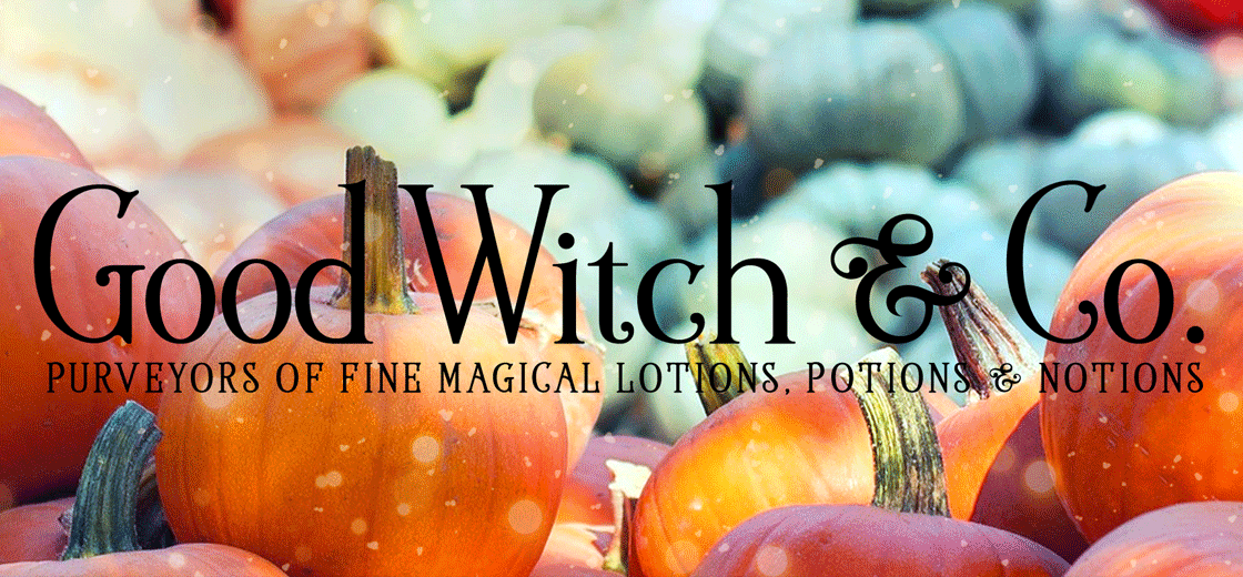 Good Witch and Co. Magical Lotions and Potions