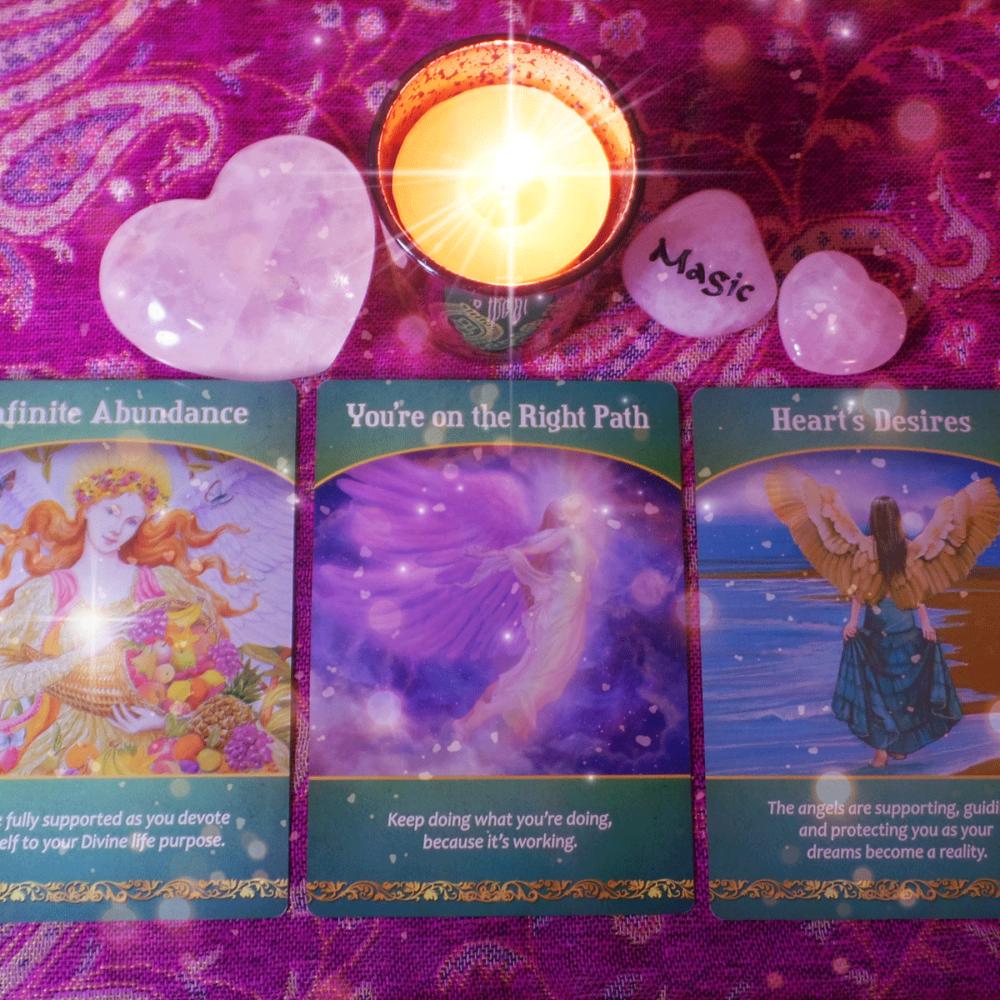 life purpose oracle cards | magicalguidance.com