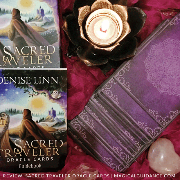 Review: Sacred Traveler Oracle Cards | Witch Blog at magicalguidance.com