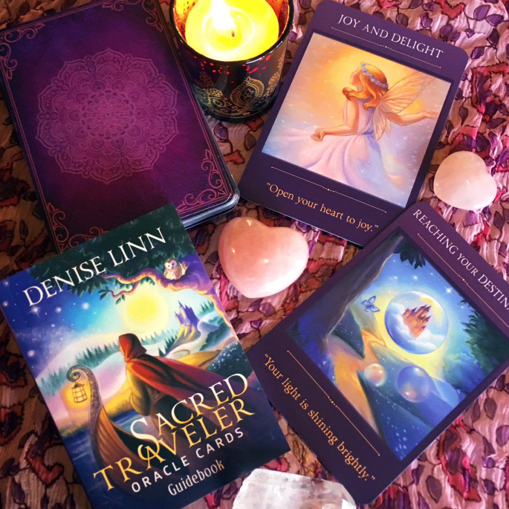 Review: Sacred Traveler Oracle Cards | magicalguidance.com