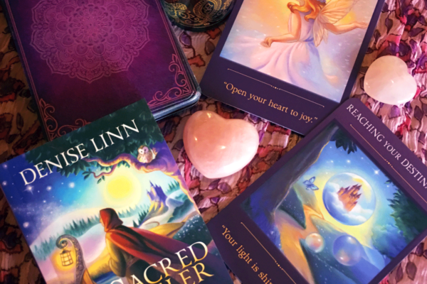 Review: Sacred Traveler Oracle Cards
