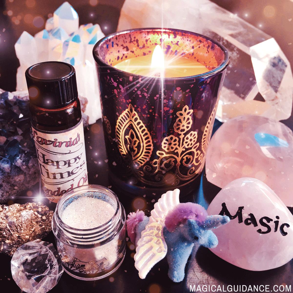 magical witchy blog post | magicalguidance.com