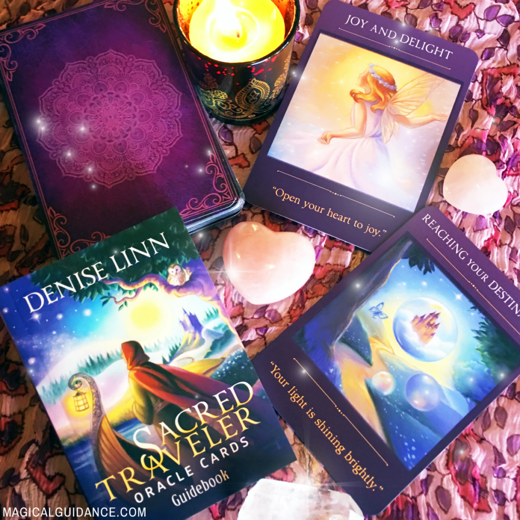Intuitive Tarot & Oracle Card Readings