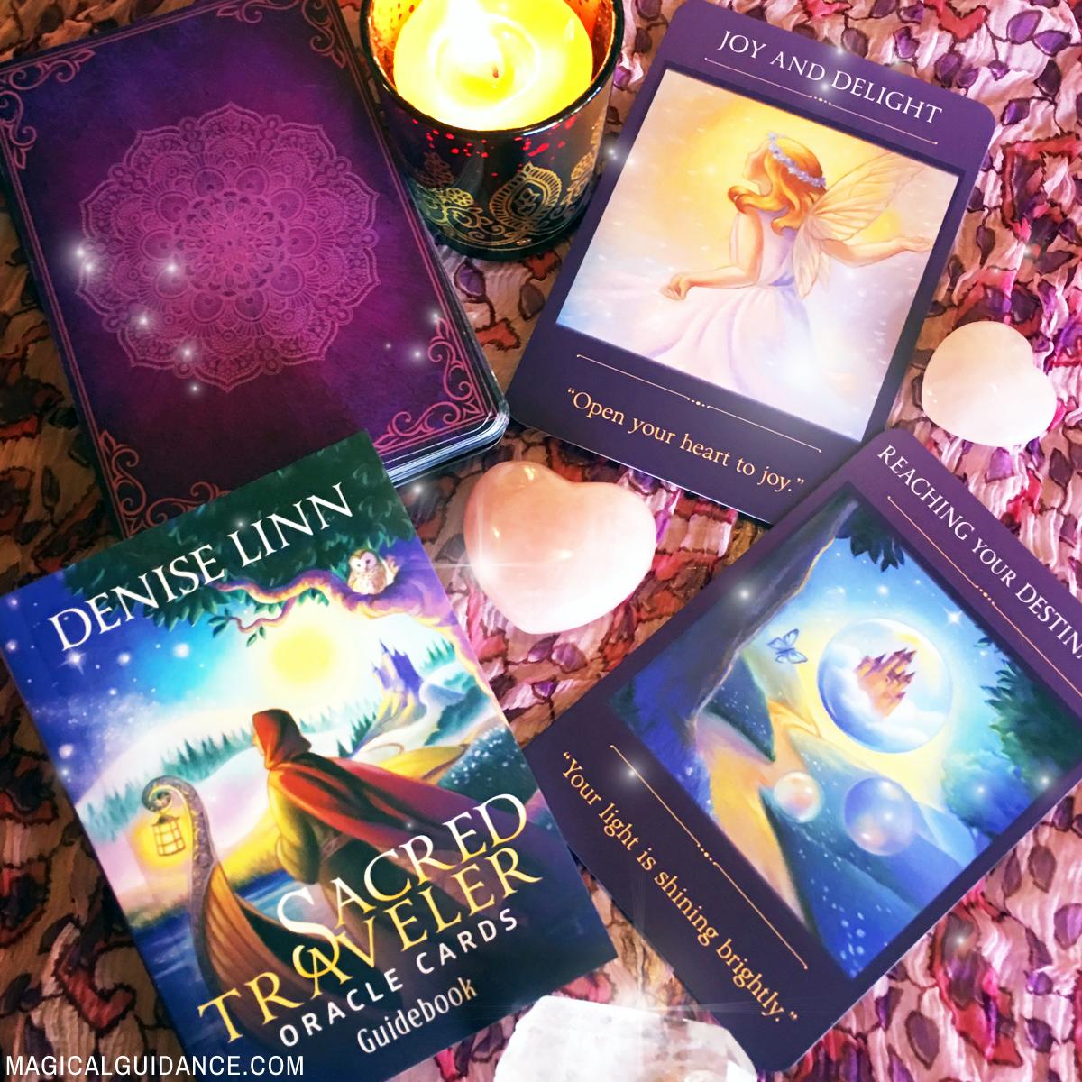 tarot and oracle card readings | magicalguidance.com