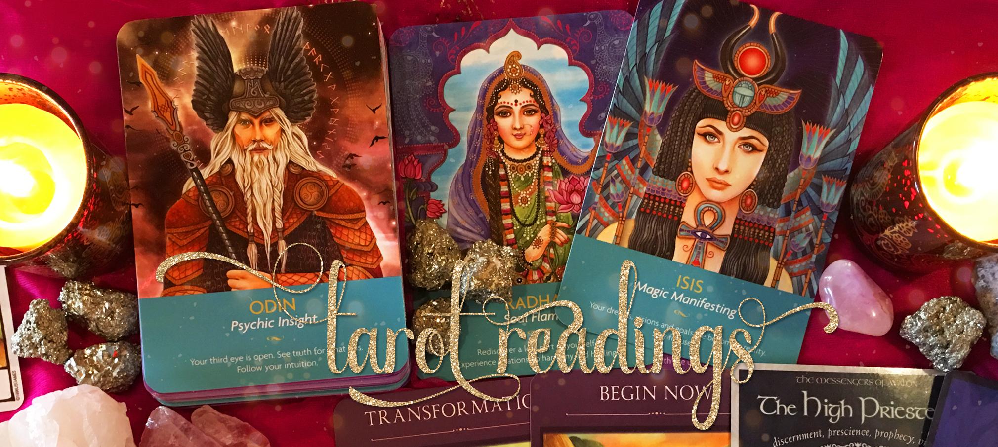 tarot readings | magicalguidance.com